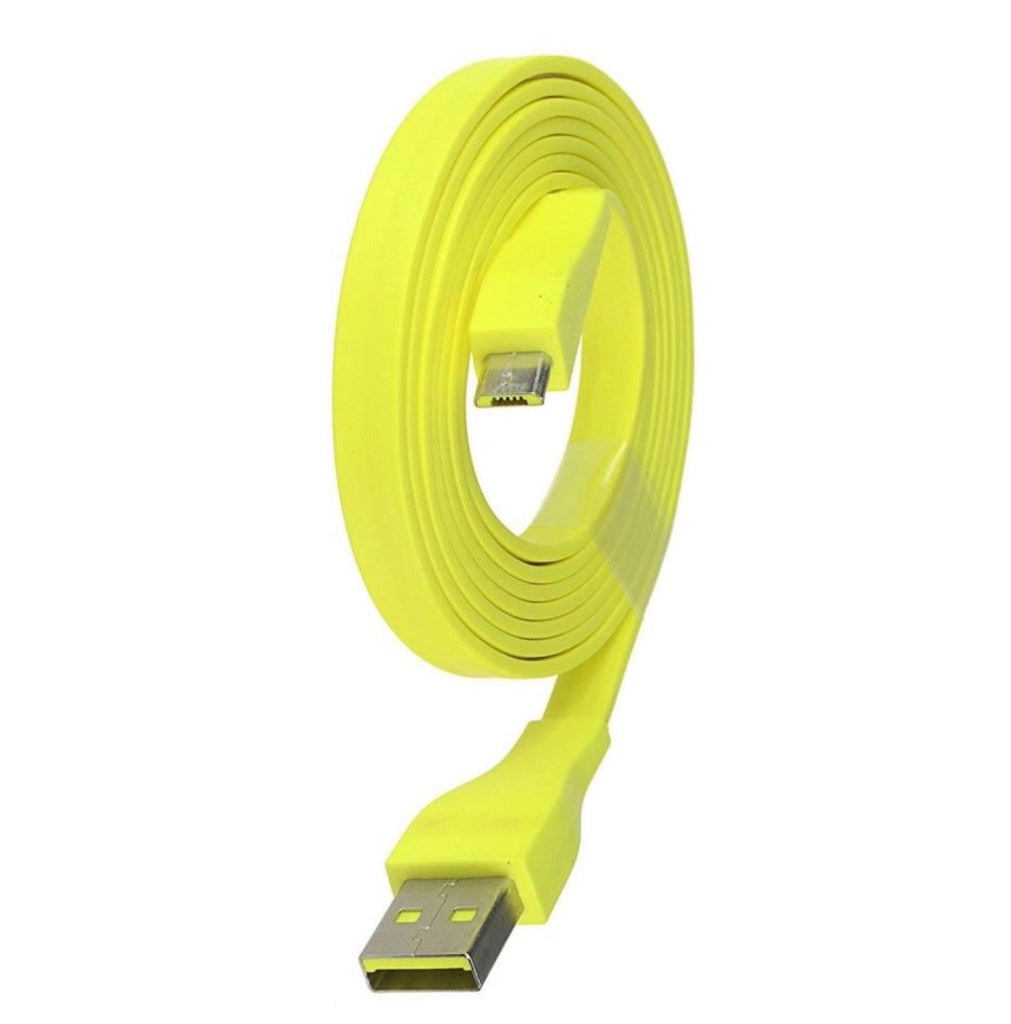1.2M Micro USB PC Charger Flexible Cable for Logitech UE MEGABOOM Bluetooth SpeakerData Transfer USB Extension Cord