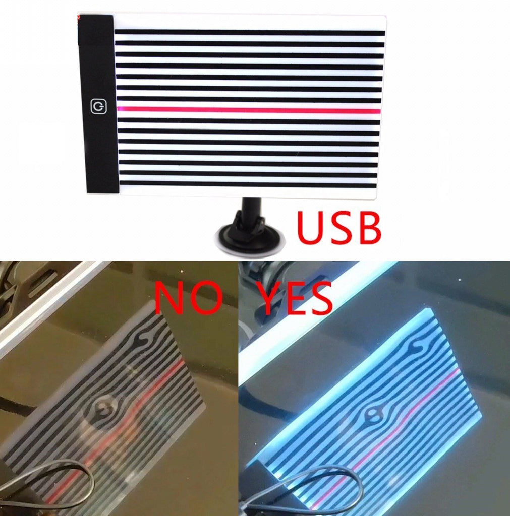 USB PDR Lamp Board Reflection Board with Adjustable Holder PDR light high quality LED lamp
