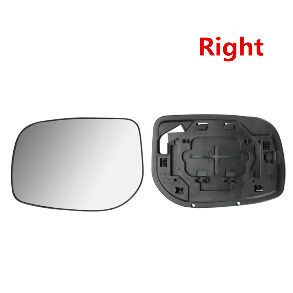 Right Side Wing Mirror Glass For Toyota Yaris 2006-2009