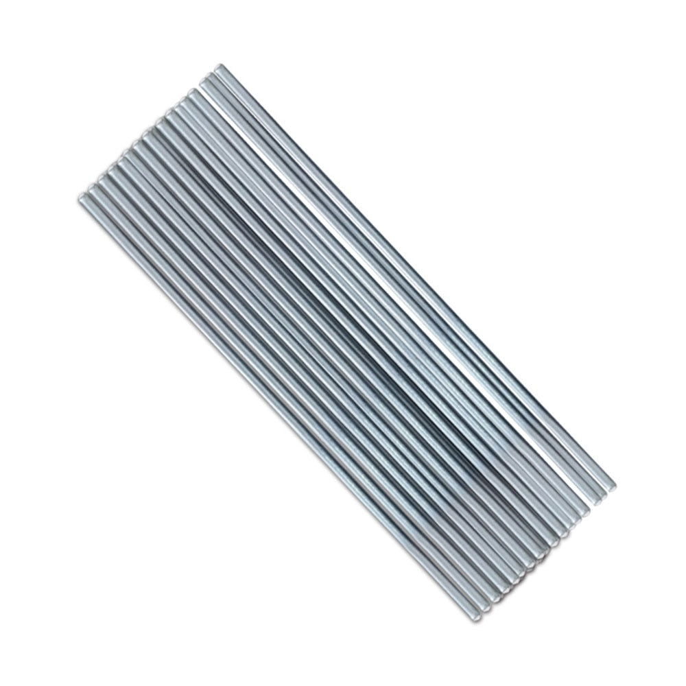 40Pcs/Set 2mm Low Temperature Easy Melt Aluminium Welding Rods Weld Bars Cored Wire Rod For Soldering