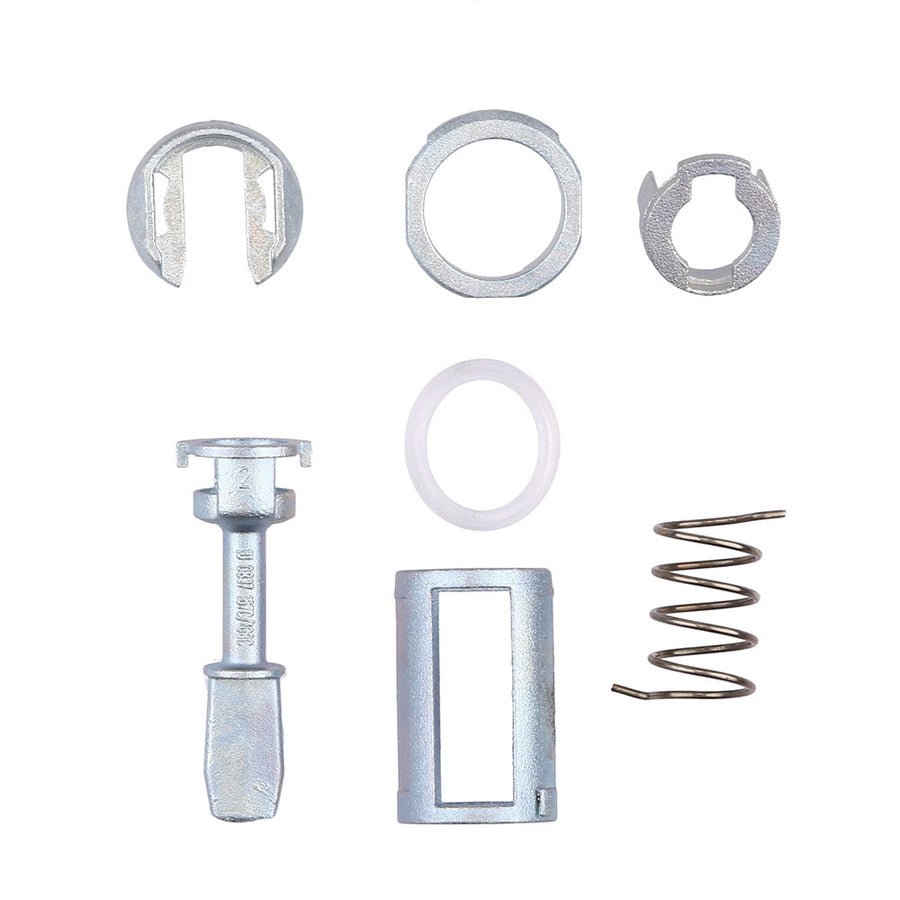 Door Lock Cylinder Repair Kit Set For VW Mk4 Golf 4 Bora