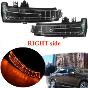 (RIGHT) Mercedes Rear View Mirror Indicator Lamp Turn Signal Light For Mercedes W204 W212 W221 2010-2013