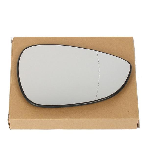 LEFT Side Door Wing Mirror Glass Lens Fit For FORD Fiesta MKVI MK6 2009-2017