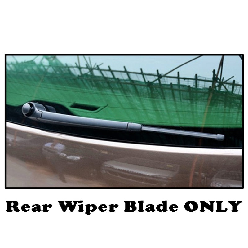 Rear Wiper Blade For VW Tiguan MK1 2007 - 2017 Windshield Windscreen Rear Window Volkswagen