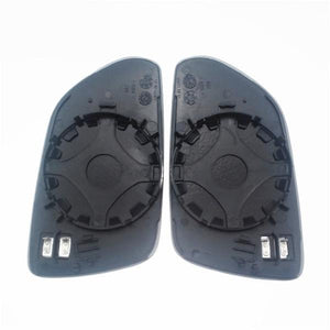 VW POLO 2001-2009, SKODA OCTAVIA 2004-2012 RIGHT Wing Side Mirror Glass Heated