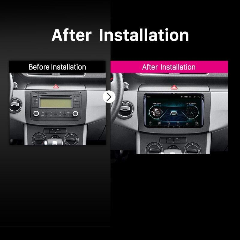 "**MONTH SPECIAL** 2G + 32G Suit VW Android 8.1 Stereo Head Unit 9"" + Reverse Camera for VW Golf 5 6 Skoda Passat"