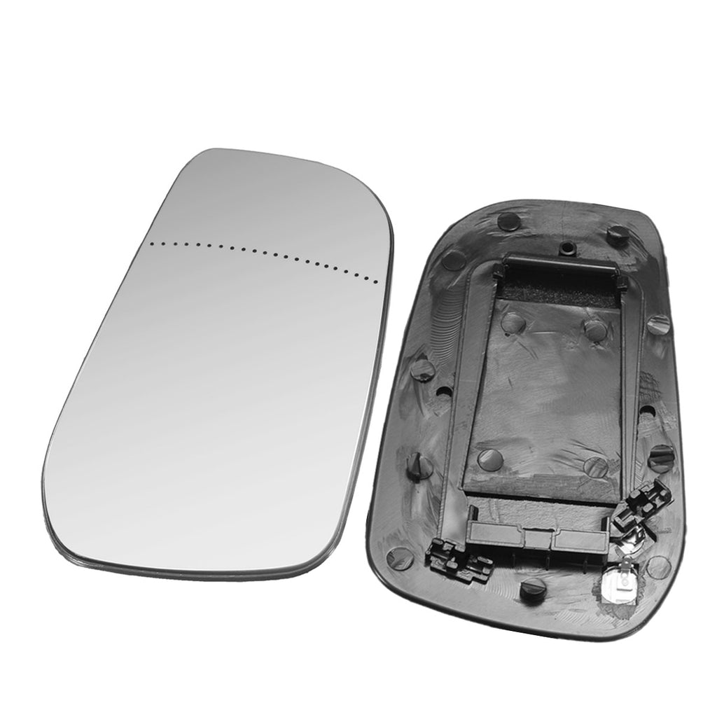 Left Side Car Door Mirror Glass For Volvo S60 S80 V70 (03-06)