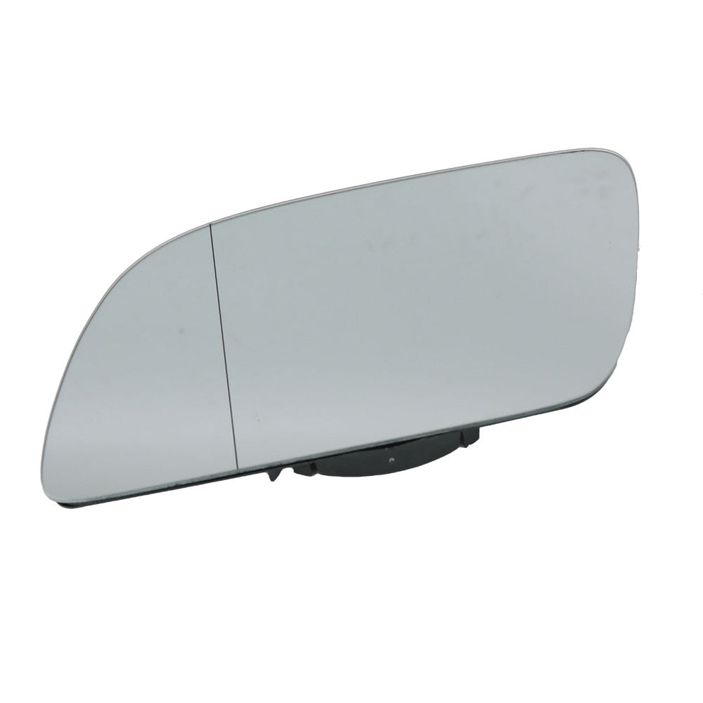 Left Side Car Mirror Glass For VW Polo 2002 2003 2004 2005 Heated Wing Side Mirror Glass Volkswagen