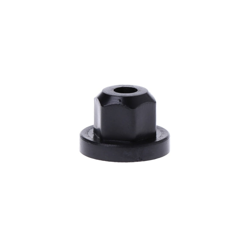 20Pcs/bag Car Body Plastic 10mm Nut Flange Clip Fit for BMM from E30 on 1 3 5 7 Series for MB