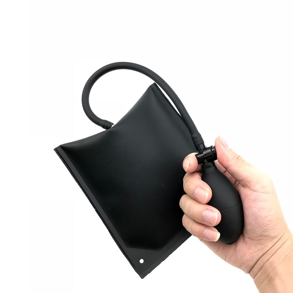 $1 Reserve Give away! Yes $1 Reserve! Limited stock Only! Air Pump Wedge for Car Door Window Open Universal Professional Locksmith PDR Hand Tools