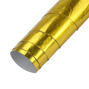 HEAT WRAP BARRIER Self Adhesive A Gold