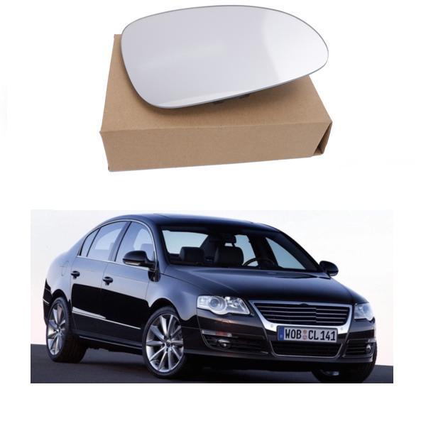 Volkswagen PASSAT RIGHT Side Clip on Mirror Glass