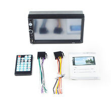 **End of April SPECIAL!** Car Stereo Double DIN Head Unit with Rear View Camera, Bluetooth