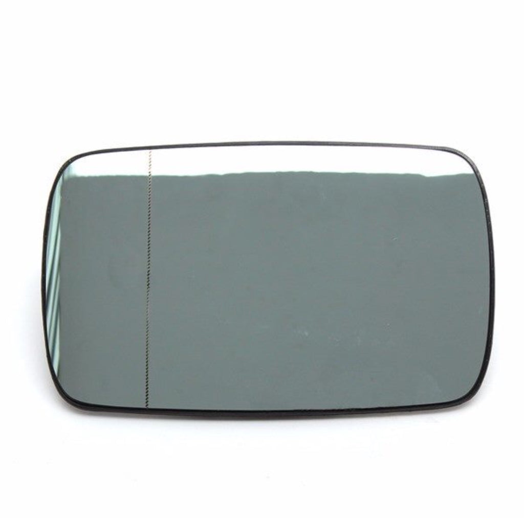 1 Pair of Side Mirror Glass Fit For BMW E39 / E46 320i 330i 325i 525i (BLUE)