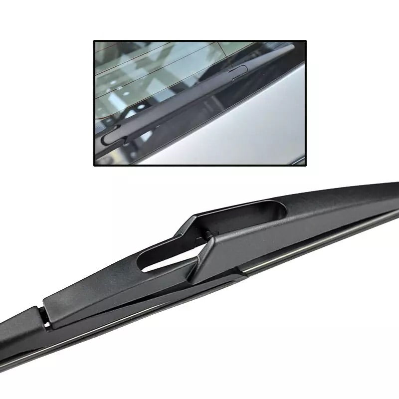 "Front + Rear Wiper Blades For Nissan Dualis Qashqai J10 2006 - 2013 Windshield Windscreen Front includes Rear Wiper, 24""+15"""