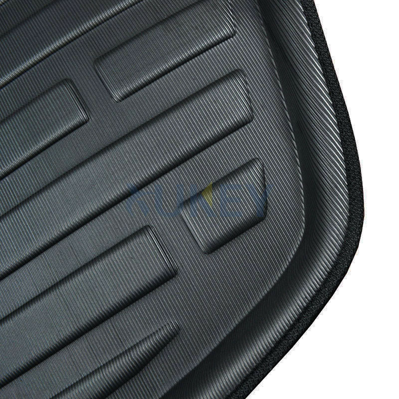 Compatible with Toyota Highlander Kluger 08-13 Cargo Liner Boot Tray Trunk Floor Mat Carpet
