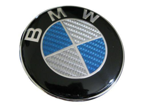 BMW Badge 82mm Bonnet Hood Emblem for E46 E39 E38 E90 E60 Z3 Z4 X3 X5 X6