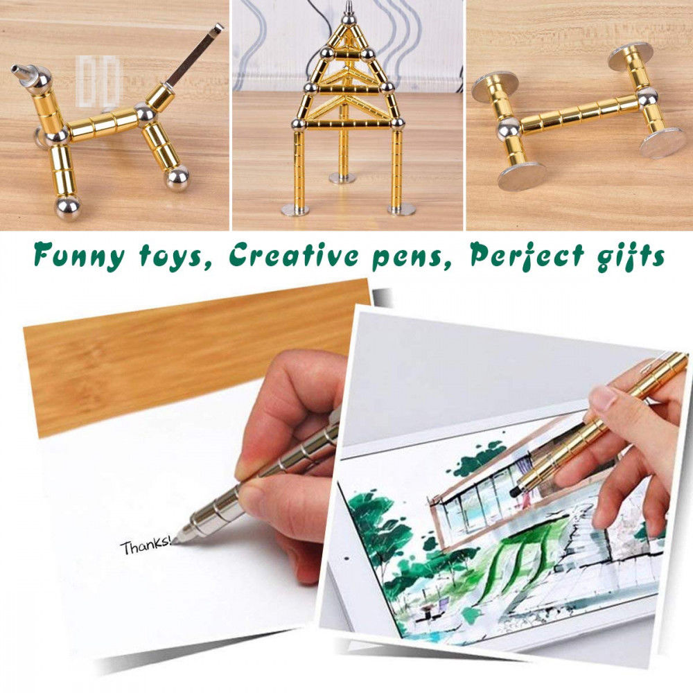 Today 70% OFF - Modular Polar Amazing Magnetic Magic Pen Toy