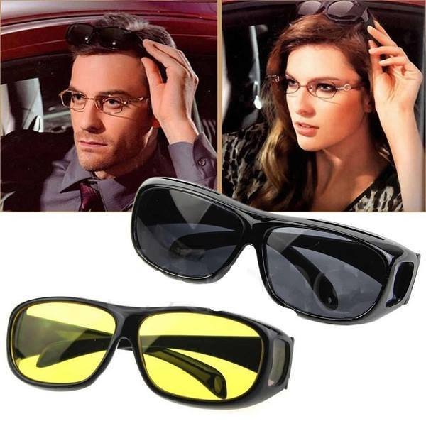 Night Vision HD Driving Glasses - BUY 2 FREE SHIPPING