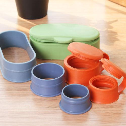 JUST $1.99 - Silicone Bag Cap Food Storage Kitchen Sealer Preserver