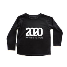 Load image into Gallery viewer, BLACK 2020 YEAR TEE
