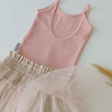 Load image into Gallery viewer, PEACH GOLD TUTU DRESS