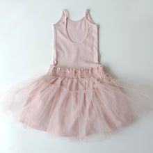 Load image into Gallery viewer, PINK AND GOLD TUTU DRESS
