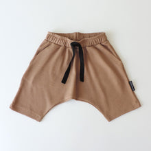 Load image into Gallery viewer, CARAMEL BERMUDA SHORTS