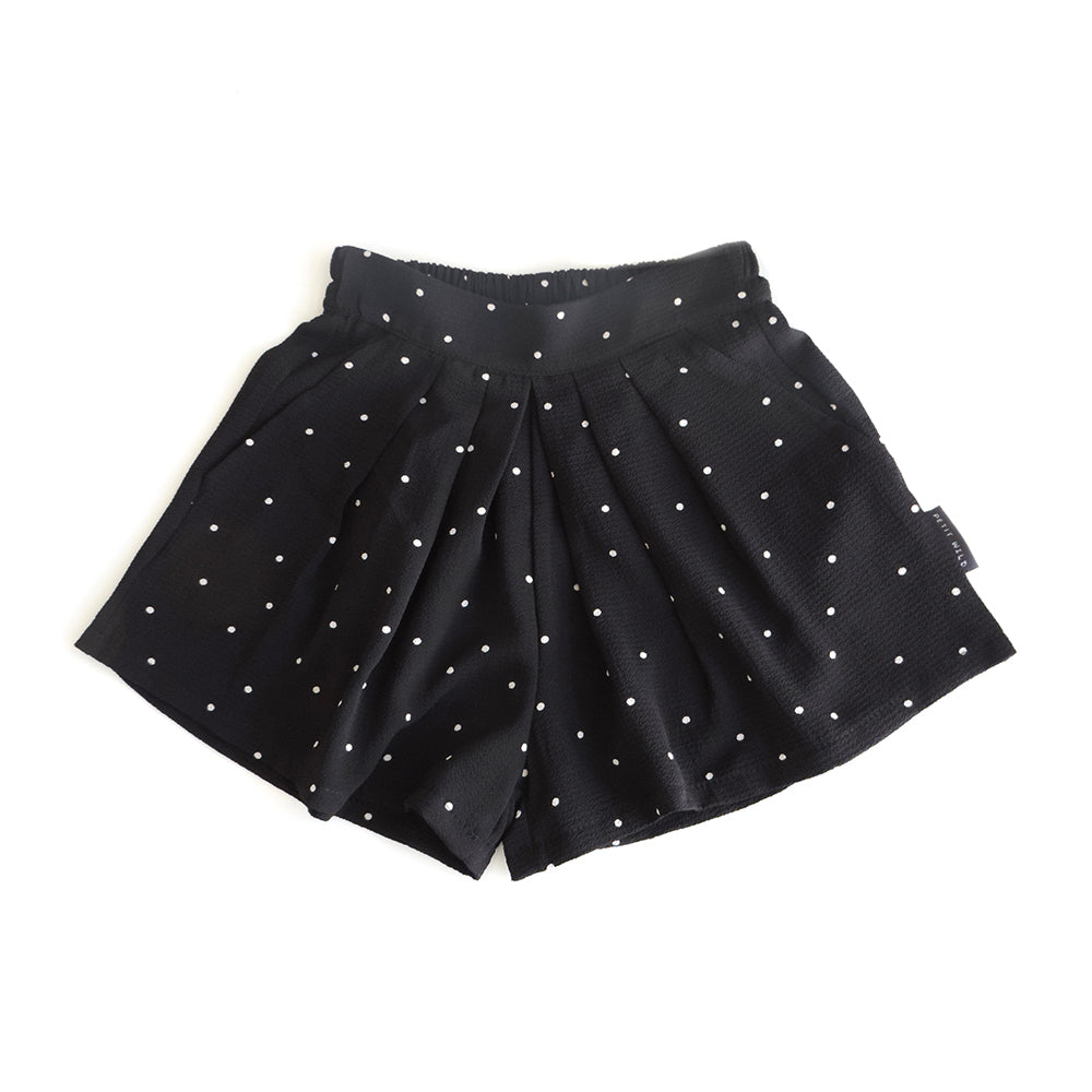 DOTS SKIRT SHORTS