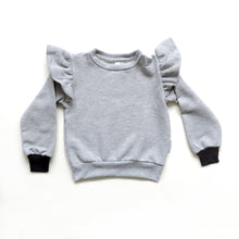 Load image into Gallery viewer, SET OF 2 GREY SWEATSHIRTS