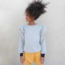 Load image into Gallery viewer, ZOE GREY SWEATSHIRT