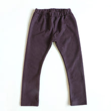 Load image into Gallery viewer, LEGGINGS PLUM PIQUE