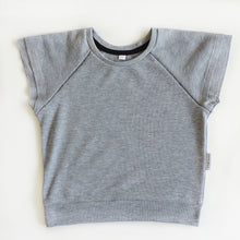 Load image into Gallery viewer, LUCKY DAY GREY SHIRT