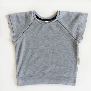 LUCKY DAY GREY SHIRT