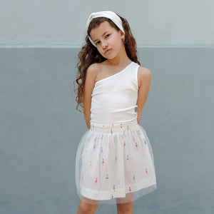 MILA GIRLS TULLE DRESS