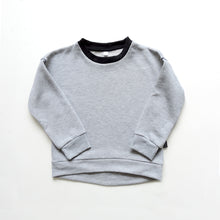 Load image into Gallery viewer, HEATHER GREY SWEATSHIRT