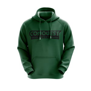 Conquest Green Hoodie