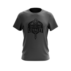 Loyalty T-shirt Gray V2