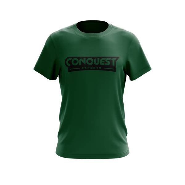 Conquest Green T-shirt