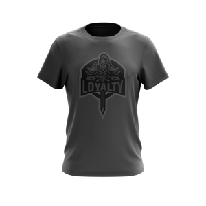 Loyalty T-shirt Gray