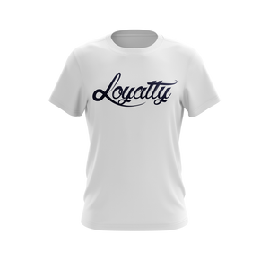 Loyalty T-shirt White V5