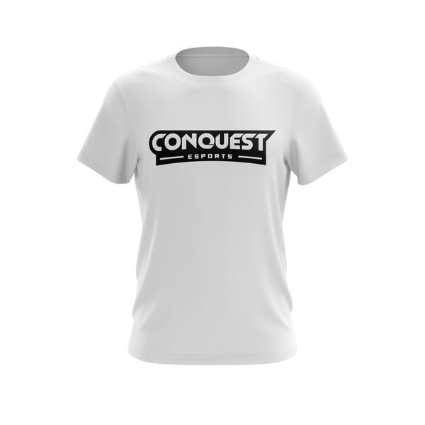 Conquest White T-shirt