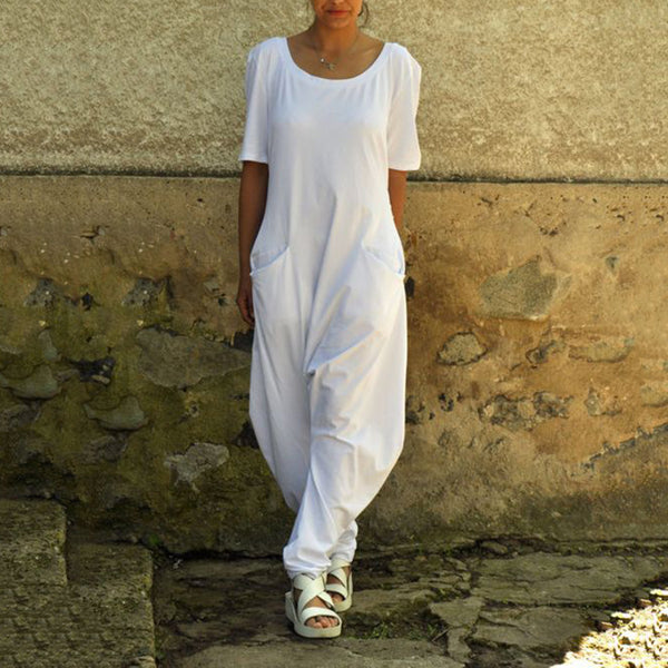 Casual Loose Jumpsuit