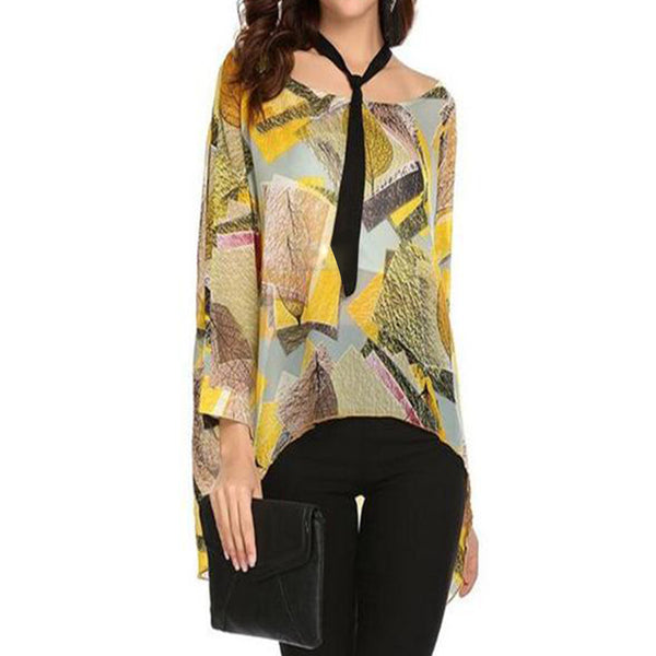 Fashion Casual Print Top