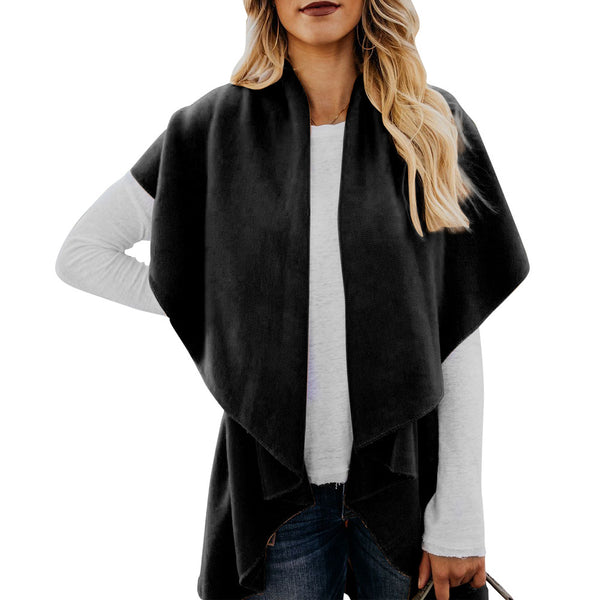 Lrregular Casual Cardigan Coat