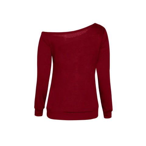 Maternity Christmas Long Sleeve T-Shirt