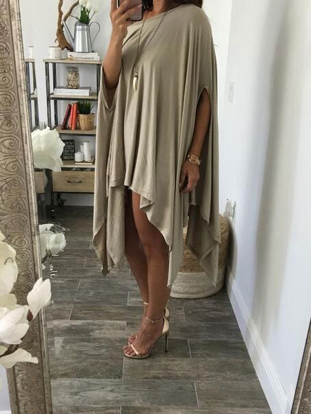 Fashion Irregular Dress
