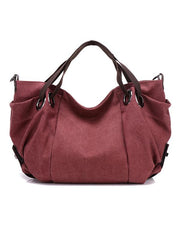 Fashion Solid Shoulder Bag