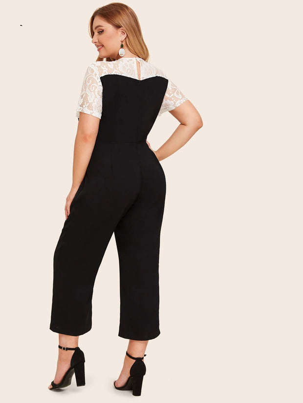 Plus Size Loose Dress