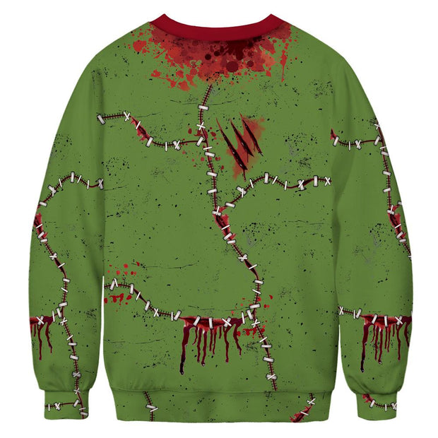 Ugly Party Long Sleeve Shirt
